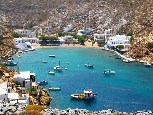 Sifnos Island (Cyclades)