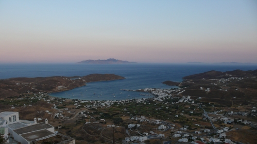 Serifos sunset