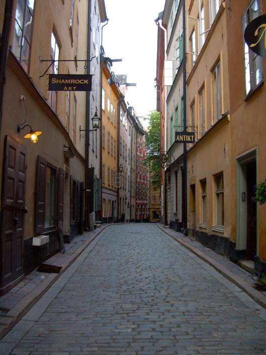 STOCKHOLM 109